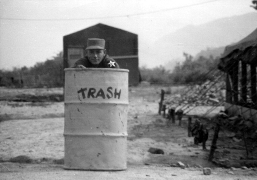 trashcan man korea '54 fox co