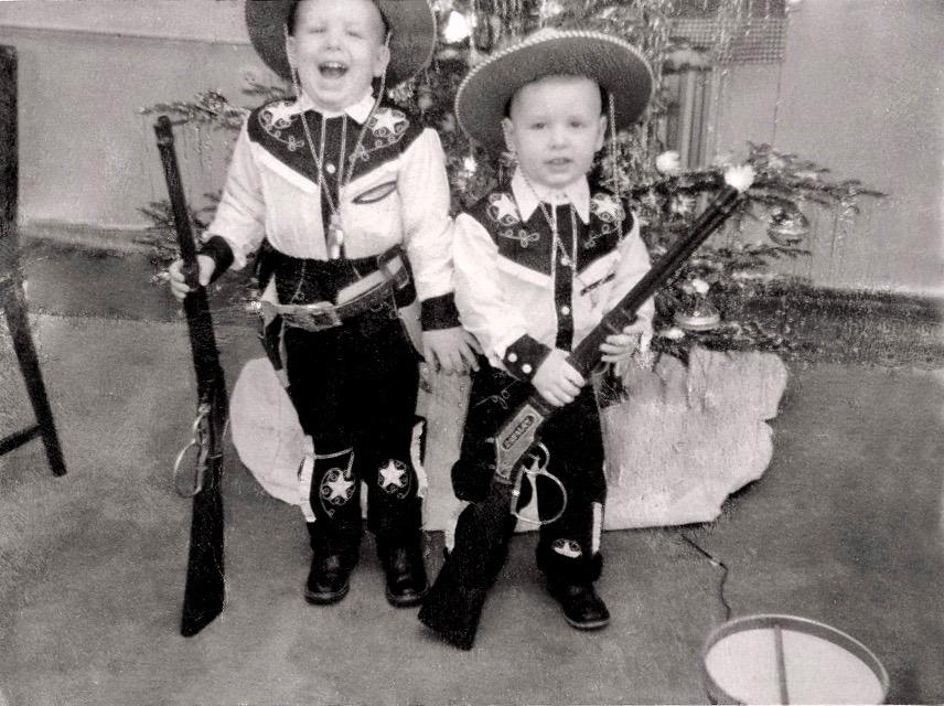 Brawling Cowboy Style