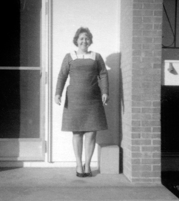 Rose lane Janice out front_1