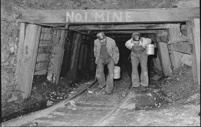 Coal Miner's Son