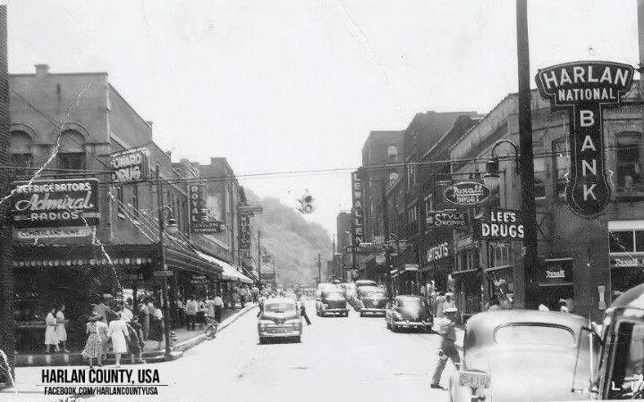 Harlan 1940's