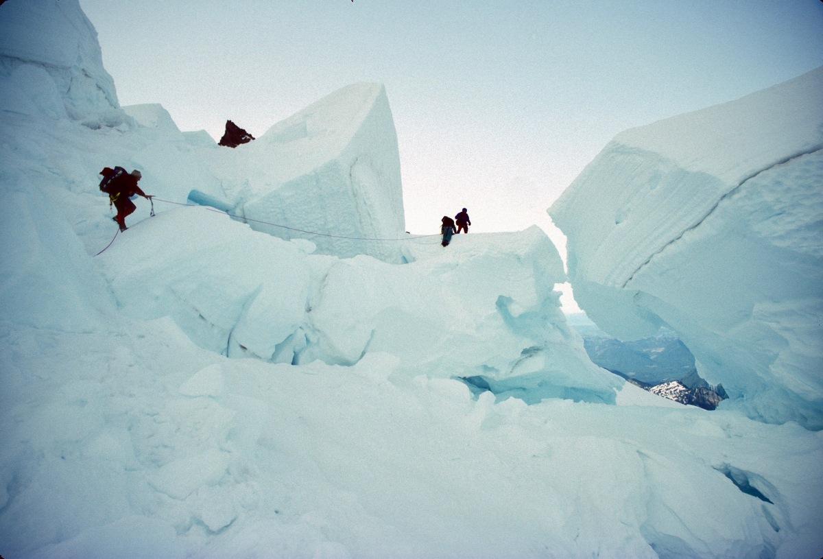 Tahoma Glacier GhostStory