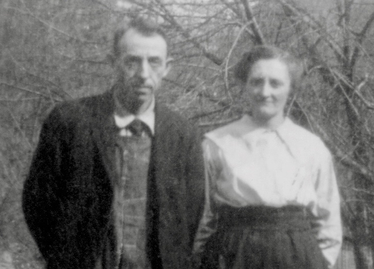 Nanny and Floyd Proffitt