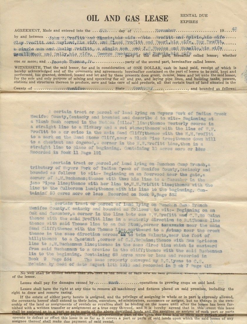 Oil and Gas Lease 1942 pg1.jpg