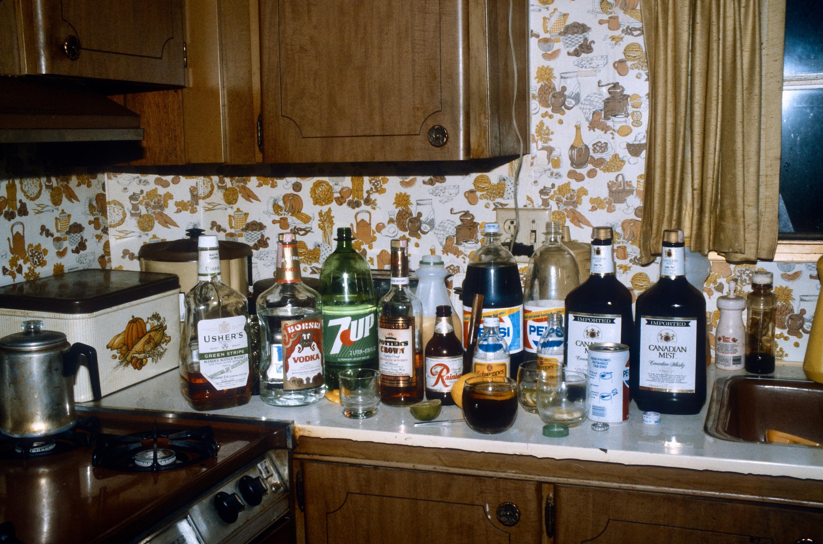 Trailer Party Bar 1982